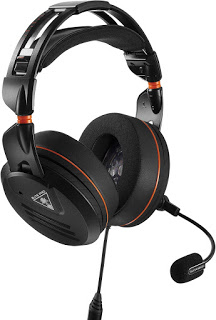 Turtle Beach - Elite Pro Tournament Gaming Headset - ComforTec Fit System and TruSpeak Technology - Xbox One, PS4, PC and Mobile Gaming.