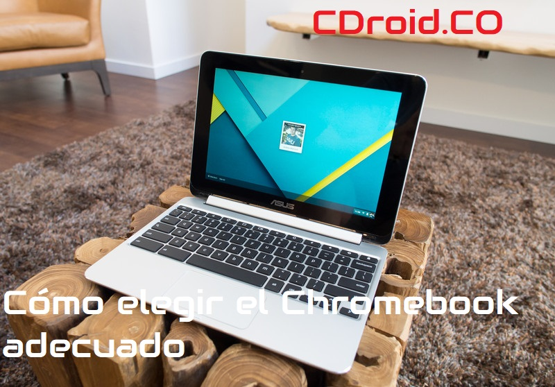 como escoger una Chromebook