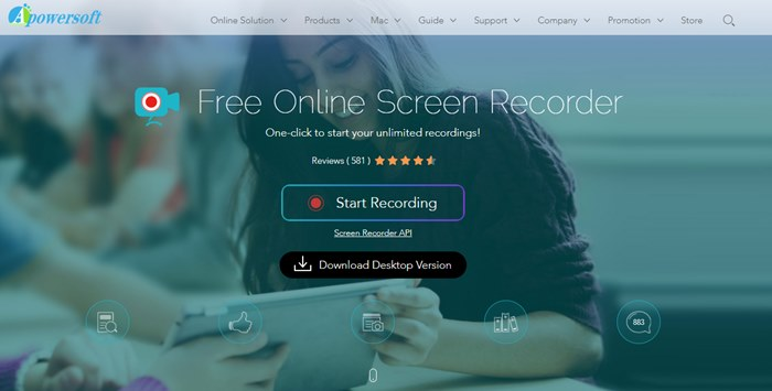 Apowersoft Free Online Recorder Recorder
