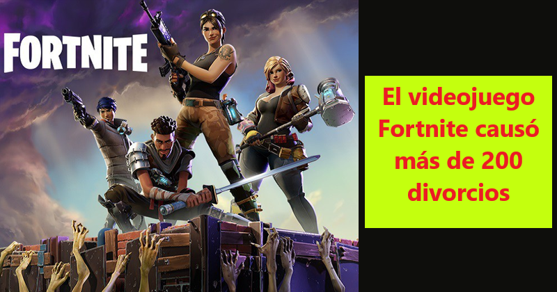 Fortnite a causado más de 200 divorcios
