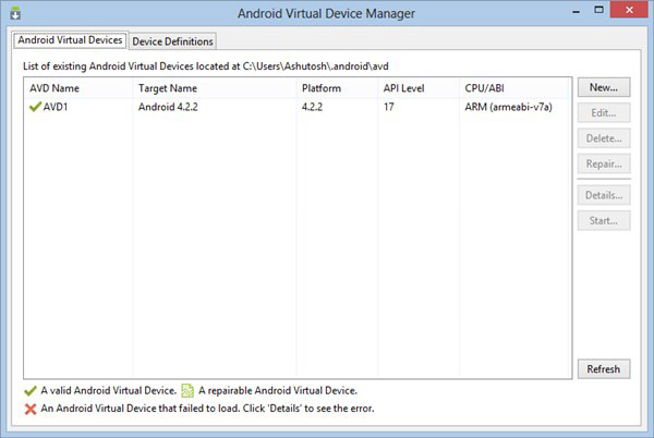 Cómo instalar aplicaciones de Android en Windows