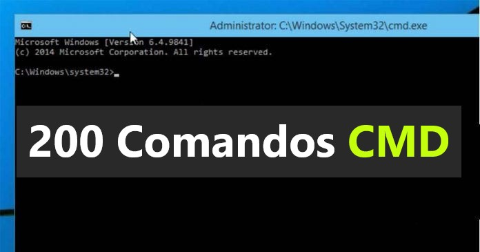 comandos cmd windows 10