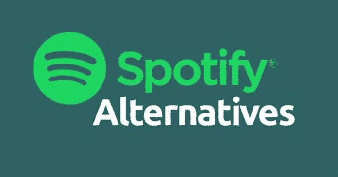 Alternativas Spotify
