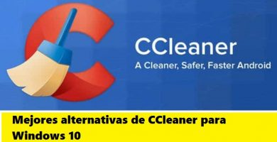 ▷ Mejores alternativas de CCleaner para Windows 10 🧡
