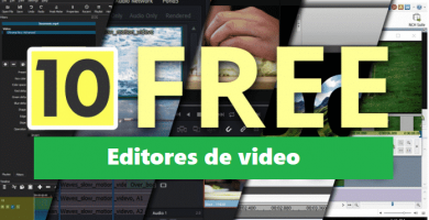 ▷ Mejores editores de video gratuitos para Windows 🧡 (2019)