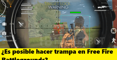 ▷ Mejores Trucos Free Fire Battlegrounds 🧡 (MODS para Android)