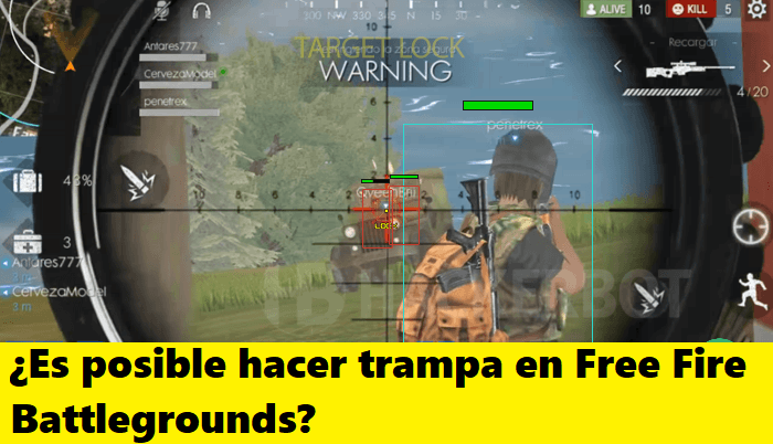 Como Hackear Free Fire Battlegrounds