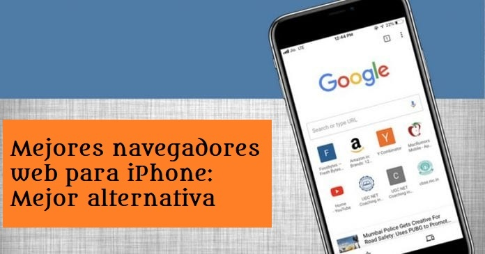 Mejor alternativa SAFARI